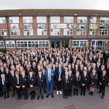 SET IXWORTH SCHOOL CELEBRATES A 'GOOD' OFSTED RESULT WITH 'HUGE IMPROVEMENTS' IN ALL AREAS