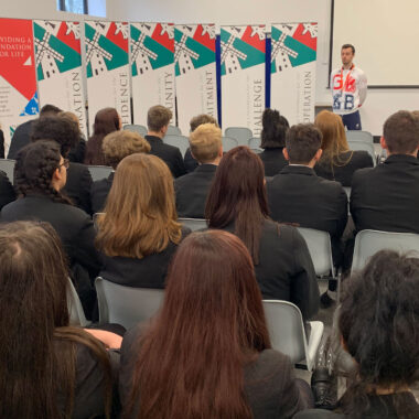 IXWORTH STUDENTS INSPIRED BY VISIT FROM PARALYMPIC AND DEAFLYMPIC ATHLETES